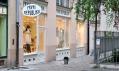 Pražský obchod První republika v ulici Templová
