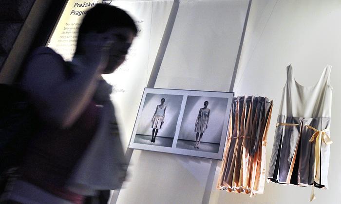 Window Gallery hostí modní výstavu Pražské jaro