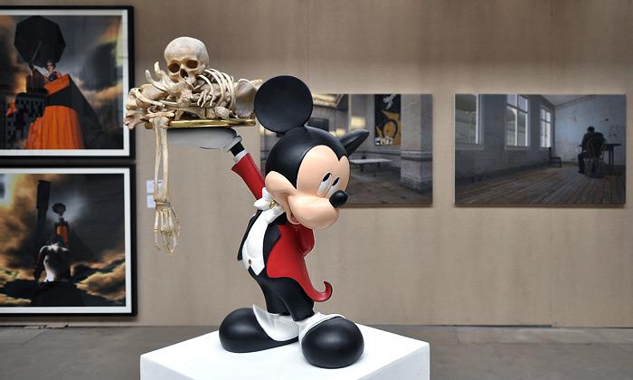 Mladé umění afotografie láká naPrague Biennale 4