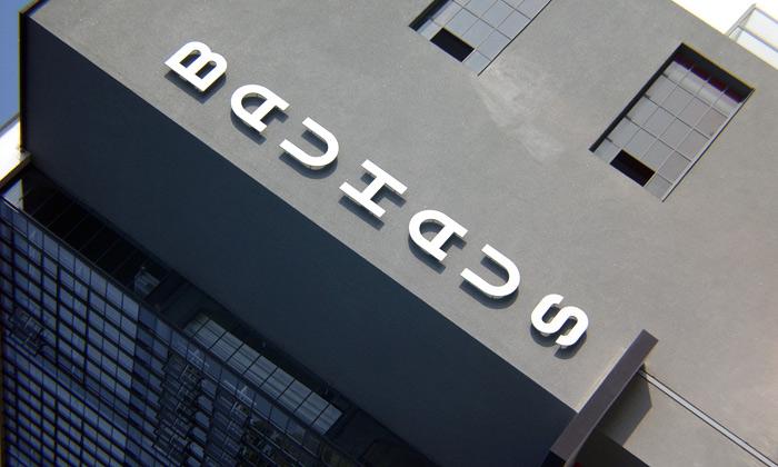 Legendární německá škola Bauhaus slaví 90 let