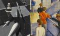 Výstava Bauhaus v MoMA: Oskar Schlemmer
