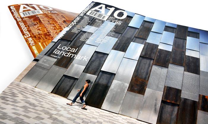 A10 nejlepším průvodcem poevropské architektuře