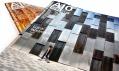 Anglický psaný časopis A10 onové evropské architektuře