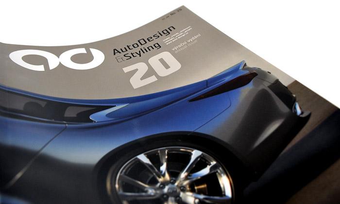 Výroční časopis AutoDesign & Styling právě vychází