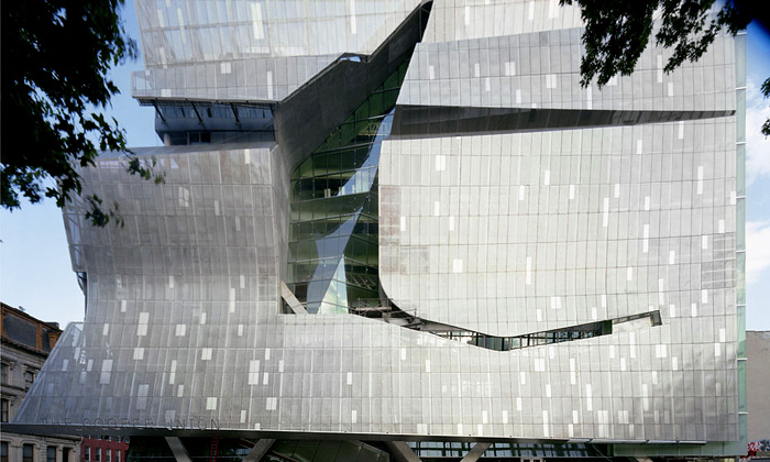 Rozervaná univerzita Cooper Union sebrzy otevře