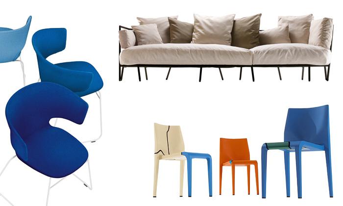 Alias přináší nový minimalistický nábytek hvězd