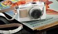 Nový fotoaparát Olympus Pen E-P1 v cestovatelském pouzdře
