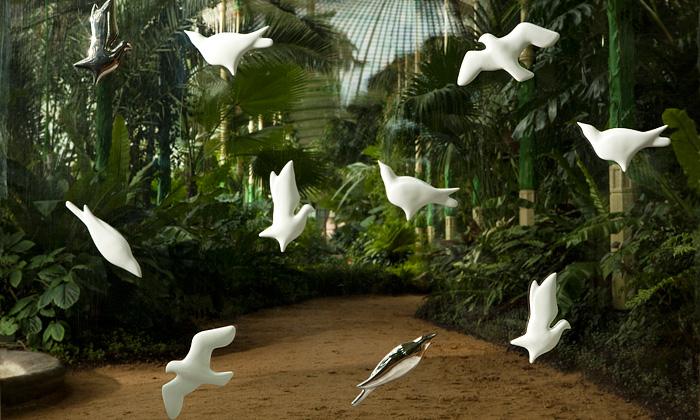 Daniel Piršč rozšiřuje kolekci onové 3D tapety
