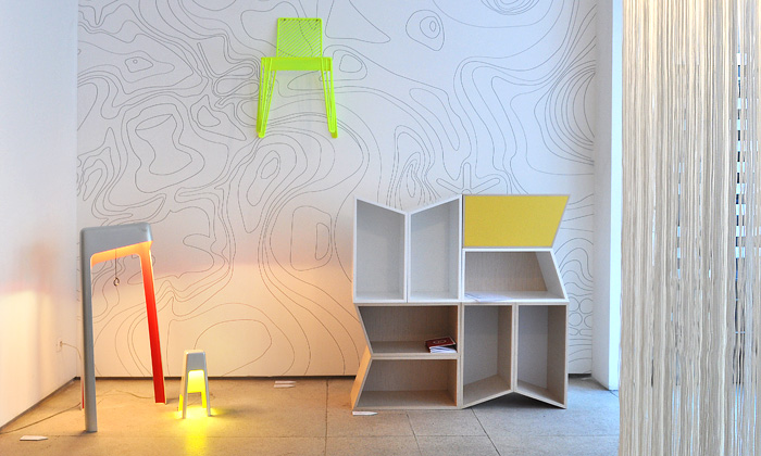 Výstava Design-ová představuje české designérky