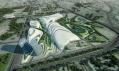 Výstavní město v Káhiře od Zaha Hadid Architects