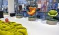 Výstava Pocta Arne Jacobsenovi vshowroomu 3DH