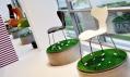 Výstava Pocta Arne Jacobsenovi v showroomu 3DH