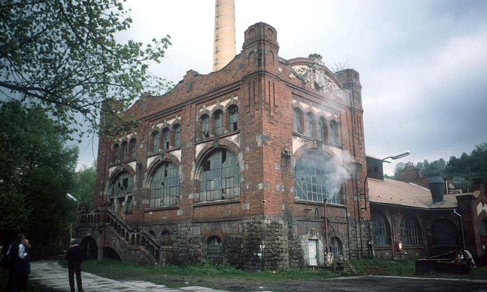 5. Industriální stopy povedou dosedmi měst Česka