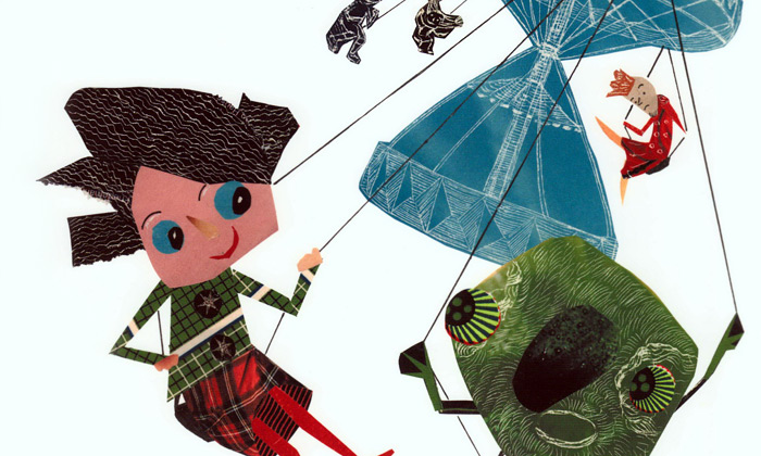 Baobab oslaví deset let designových knih pro děti
