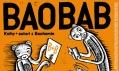 Plakát českého nakladatelství Baobab