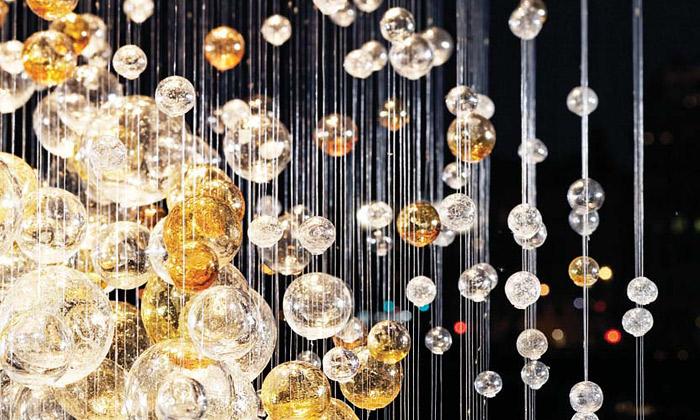 Lasvit představil tři nové kolekce luxusních svítidel