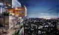 Skleněný mrakodrap MahaNakhon od Ole Scheerena z OMA