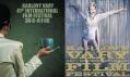 Dřívější vizuální styl pro Mezinárodní filmový festival Karlovy Vary