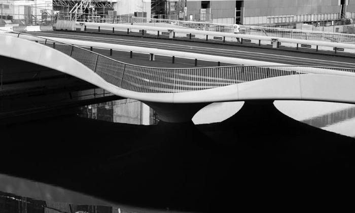 Levete dokončila most odFuture Systems vDublinu
