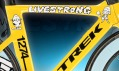 Lance Armstrong kola LiveStrong Stages - Yoshitomo Nara