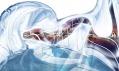 Umělý obytný ledovec Blue Crystal plánovaný v Dubaji