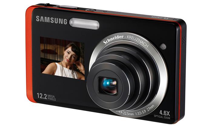 Samsung DualView jeprvní foťák sedvěma displeji