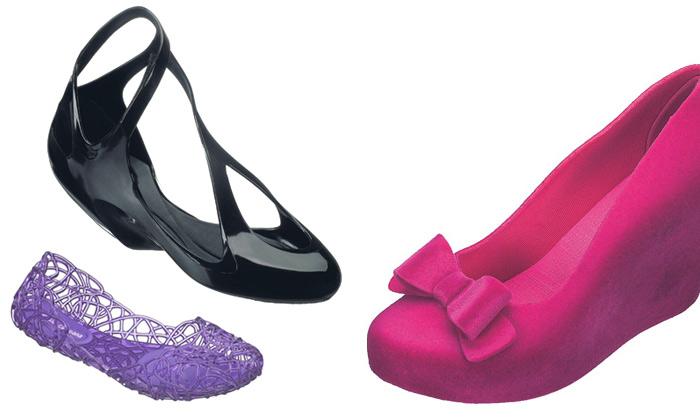 Plastové boty Melissa Plastic Dreams už ivČesku