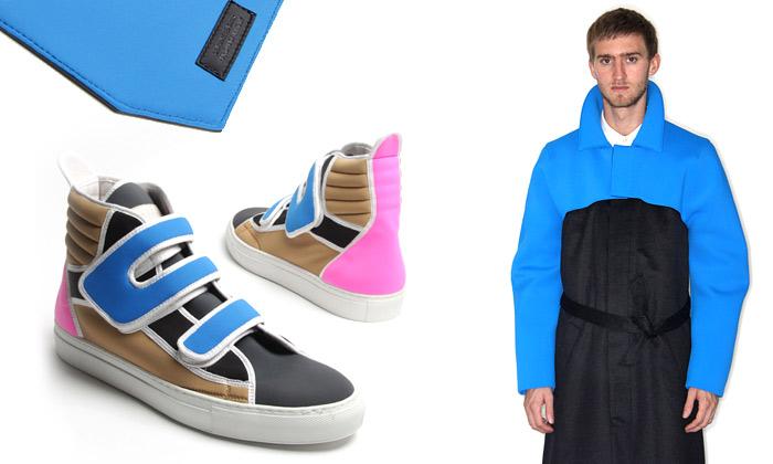 Raf Simons navrhl pro Oki-Ni nové boty adoplňky