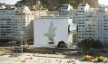 Muzeum obrazu a zvuku v neúspěšném návrhu od Brasil Arquitetura