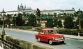 Model vozu Škoda Octavia z roku 1959