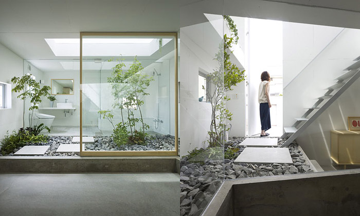 Suppose Office navrhli vNagoji dům plný harmonie