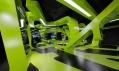 Stálá výstava Level Green v německém městě aut Autostadt