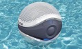Plovoucí bezdrátové reproduktory Aqua Sounders od Grace Digital Audio