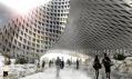 Národní knihovna v kazachstánském hlavním městě Astana od studia BIG