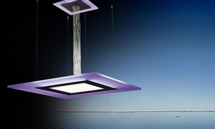Eco-Design představí naDesignbloku kolekci svítidel