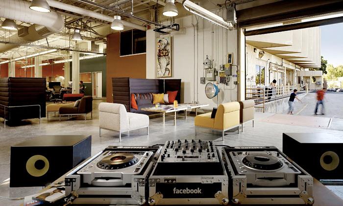 Facebook má designové kanceláře odStudio O+A