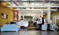 Nové kanceláře společnosti Facebook od designéru ze Studio O+A