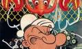 Jeff Koons avýstava Série Pepka námořníka vSerpentine Gallery