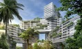 Bytový komplex Interlace v Singapuru od OMA