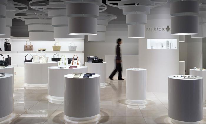 Patrick Cox otevřel vJaponsku obchod odSinato