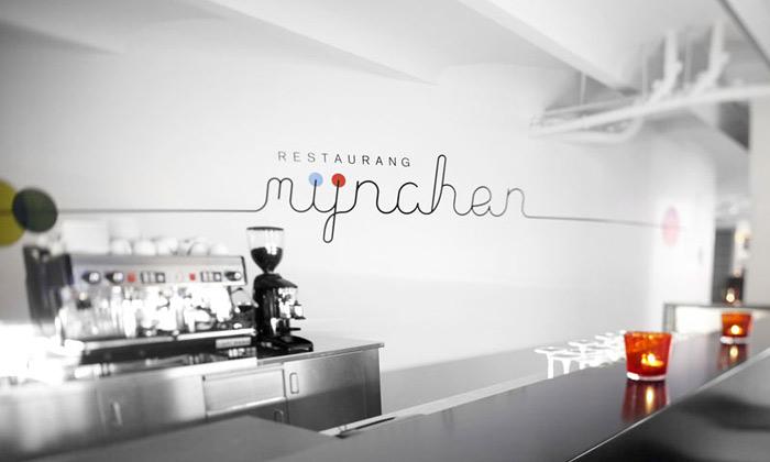 Restaurace München veŠvédsku aneb grafika vloftu