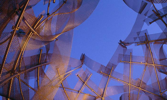 Ester Havlová vystavuje architektonické Fragmenty