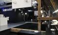 Nový showroom Artemide v Holešovicích nad showroomem Konsepti
