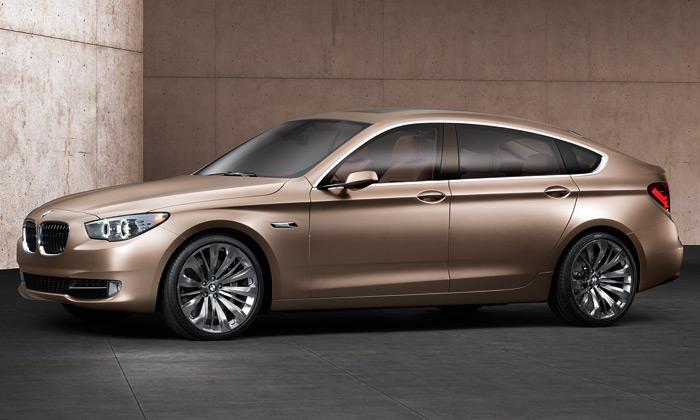 Tvarově dosud nevídané BMW 5 GT jde natrh
