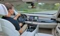 Nový vůz BMW 5 GT v terénu