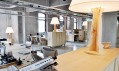 Kanceláře Headvertising vBukurešti, které navrhl Cristian Corvin
