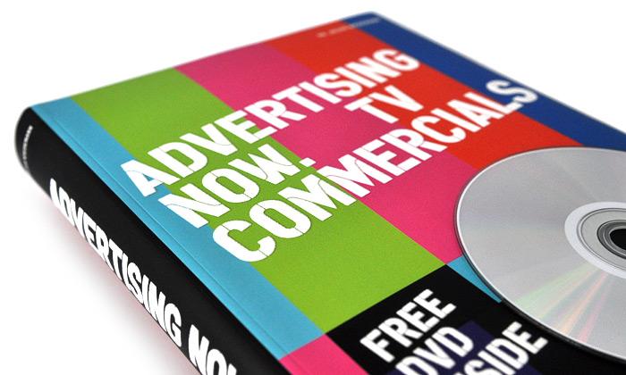 Nejlepší televizní reklamy vknize Advertising Now!