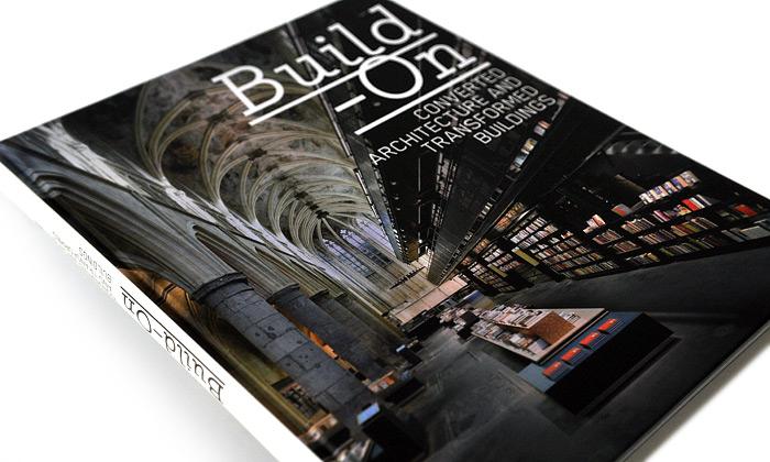 Kniha Build-On věnována famózním přestavbám
