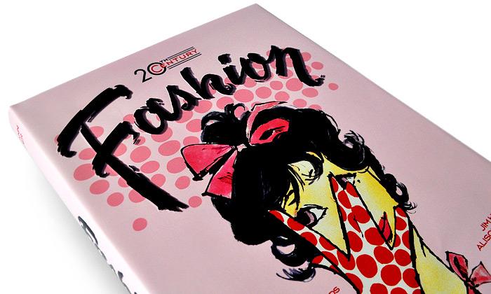 Sto let módy vevelké knize 20th Century Fashion