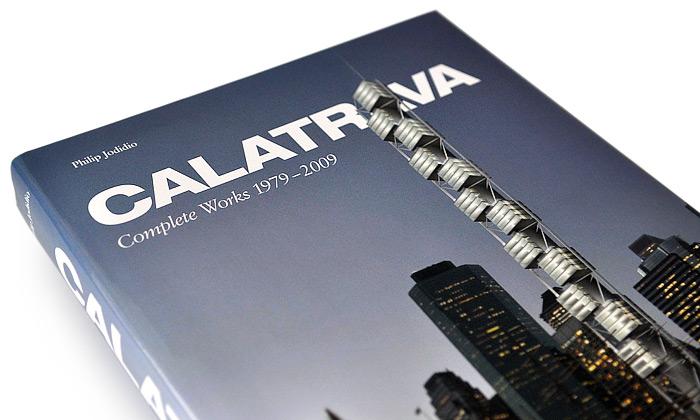 Santiago Calatrava vknize jeho kompletních prácí